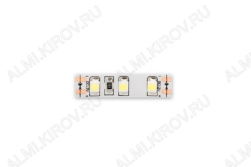 Лента светодиодная SWG3120-12-9.6-W (000056)  белый холодный 12V 9.6W/m 3528*120