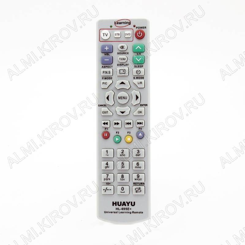 ПДУ УНИВЕРСАЛ HL-695E+ TV/DVD/VCR/SAT