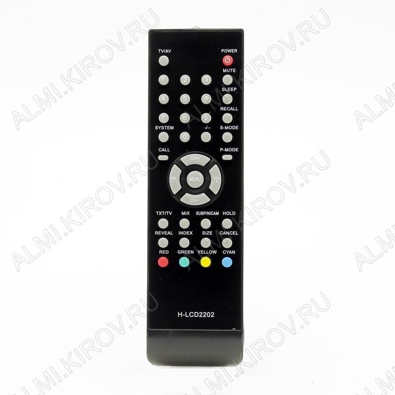 ПДУ для AKAI GCOVA1028SJ / HYUNDAI H-LCD2202 LCDTV