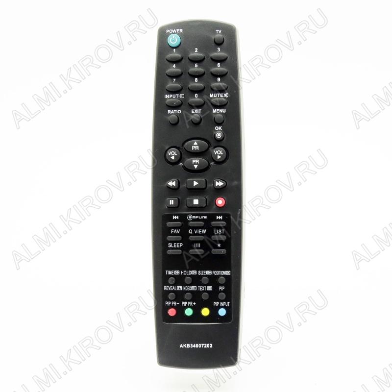 ПДУ для LG/GS AKB34907202 LCDTV