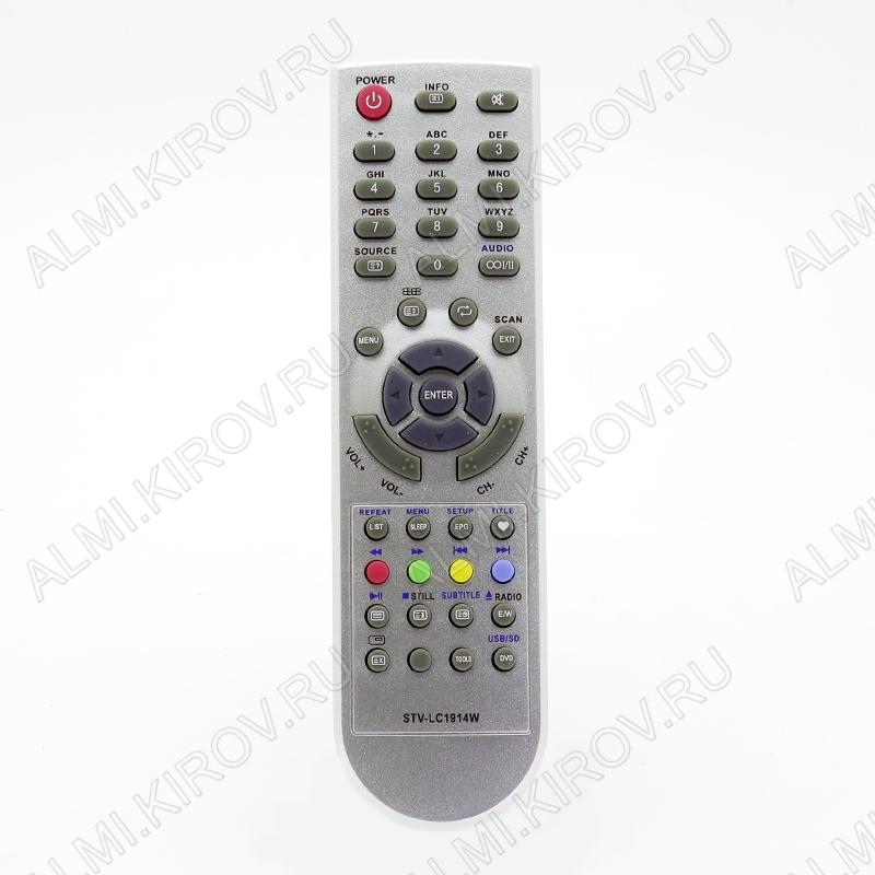 ПДУ для SUPRA STV-LC1914W TVD34 LCDTV