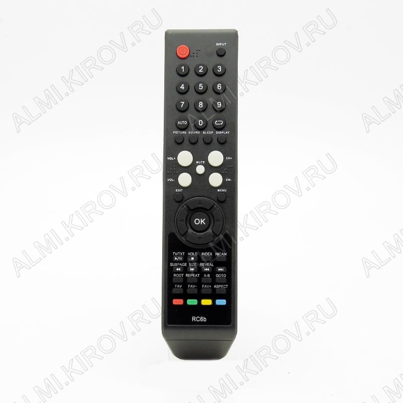 ПДУ для SUPRA RC6B LCDTV