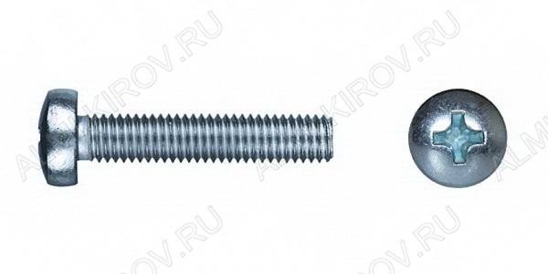 Винт (№12) п/цилиндр М4х20 Упаковка 50шт