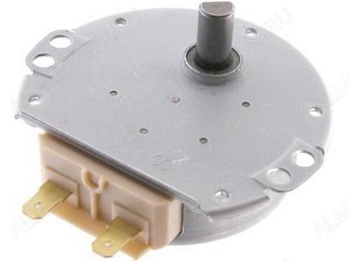 Мотор вращения поддона СВЧ SSM-16HR (MDPJ030BF) 21V, 2.5/3 об/мин.