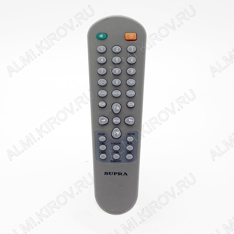 ПДУ для SUPRA RC02-CH TV