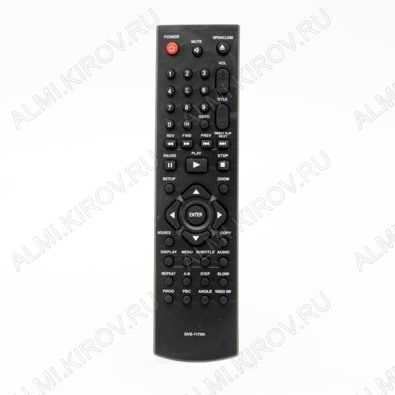 ПДУ для SUPRA DVS-117XK DVD