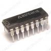Микросхема К176ИЕ18 Двоичный счетчик на 60 с 15-разрядным делителем частоты, генератором сигнала звонка.