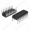 Микросхема К561ИЕ8 Десятичный счетчик с дешифратором.