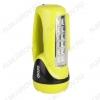 Фонарь аккумуляторный AccuF8-L1W/L12-gn светодиодный 1LED 1Watt+12LED; питание от аккум. 4V 0.9Ah (в комплекте); Зарядка от сети 220V