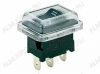 Колпачок влагозащитный для клавишных выключателей (RWB-201/205/206/207) (36-2520)