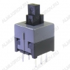 Кнопка PS-850N (без фикс.) 8.5x8.5x14.0mm; 0.1A/30VDC; 6pin