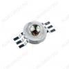 Светодиод ARPL-3W-EPA-RGB_(019059)  EMITTER 3W RGB 140°; IF=350mA/350mA/350mA; VF=2.2V/3.2V/3.2V; ФV=60Lm/90Lm/30Lm; 625nm/525nm/470nm