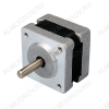 Шаговый двигатель 17HS2408 Nema17 Угловой шаг 1.8+5%; Число фаз:2; Момент инерции: 34г*см2; Момент удержания: 1.2кг*см; Масса: 0.15кг