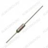 Термопредохранитель 110°С TZ D-110(ZH103-110) 15A 250V температура срабатывания 110°C; аксиальные выводы