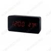 Часы электронные сетевые VST862-1 черные