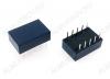 Реле TQ2-5V   Тип 01 5VDC 2C(DPDT) 2A 14*9*5mm