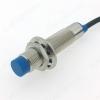 Датчик индуктивный AR-LM12-3004NC Неутаплив.; Uпит.=6...36VDC; NPN, NO+NC, 4х пров.; Sn=4мм; Fmax.=200Hz