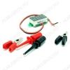 Радиоконструктор Вольтметр 3,2В...30В MP509 микро (синий) (Распродажа) Микро Вольтметр DC 3.2В - 30В, печатная плата: 30 мм x 20 мм, дисплей: 23 мм x 14 мм, высота: 11 мм, точность: 0.1 В, потребление: 3-4 мА, синий LED