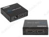 HDMI-Разветвитель 1/2 (5-872-2) 1 HDMI-вход, 2 HDMI-выхода, световая индикация источника и приёмников, HDMI 1.4a (3D), HDCP 1.2, 1080p