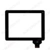 ТачСкрин для DNS AirTab (M975w) 9.7' TPC-50146-V1.0 (237*184мм ) черный
