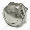 Кнопка антивандальная PBS-28B OFF-(ON) (метал. без фикс.) 2A 250VAC; 4A 125VAC; D=19mm
