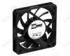 Вентилятор 12VDC 60*60*10mm FD6010B12H2 0,2A; 32dB; 4000 об;