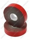 Скотч двухсторонний ACRYLIC 20мм*5м (09-6020) красный