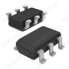 Микросхема TPS76350DBVR +5.0V,0.15A;LDO,PMOS;ON/OFF Control