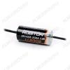 Элемент питания ER14335-AX Li 3.6V, 1600mA/h, аксиальные выводы                                                                                  (цена за 1 эл. питания)