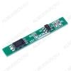 Модуль заряда АКБ 1S/3А  (EF153) Напряжение питания: 5В/Максимальный пропускной ток: 3А/Максимальное напряжение полного заряда: 4.2В