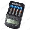 Зарядное устройство ProCharger 1000 для 1-4шт NiCd,NiMh R03/AAA или R6/AA; микропроцессорная обработка, выбор величины тока заряда/разряда; тренировка и тестирование аккумуляторов.