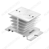Радиатор реле твердотельного PTP060 Для однофазного реле 80х50х50 мм