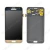 Дисплей для Samsung J320F/DS Galaxy J3 + тач. золото, копия (яркость регулируется)
