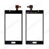 ТачСкрин для LG P705 Optimus L7 черный/O