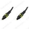 Шнур (5-170 15.0) оптический TOSLINK/TOSLINK 15.0м Plastic-Gold