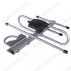 Антенна наружная ЭКСТРА-ИДЕАЛ активная ДМВ/DVB-T2; 26dB; блок питания 12V; с кабелем 5м
