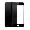 Защитное стекло Apple iPhone 6/6S, 6D, черное