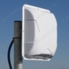 Антенна стационарная NITSA-5 для 3G/4G USB-модема 2G/3G/4G/LTE; 790-2700 MHz; 9-14dB; без кабеля; разъем N-гнездо