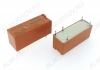 Реле RY211012 (4-1393224-6)   Тип 11.1*3.2 12VDC 1C(SPDT) 8A 28.5*10.1*12.3mm; шаг 3.2mm