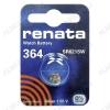 Элемент питания G/SR621SW/364 1.5V;серебряно-цинковые;1/10/100                                                                                    (цена за 1 эл. питания)