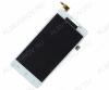 Дисплей для Lenovo S850 + тачскрин белый