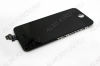 Дисплей для Apple iPhone 5 модуль черный Orig дисплей, стекло, тачскрин