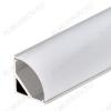 Профиль угловой ARH-KANT-H16-2000 ANOD (016178)  для лент шириной до 10мм размеры: 2000*16*16мм; комплект: только профиль