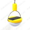 Солнечное зарядное у-во с лампой освещения палатки,кемпинга Солнечная панель с блоком управления со встроенной литиевой батареей плюс  светодиодная лампа 4x0,5Вт