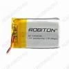 Аккумулятор LP502540-PCB-LD (3.7V; 450mAh) Li-Pol; 5,0*25*40мм                                                                                                               (цена за 1 аккумулят