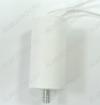 Конденсатор пусковой 6,0мкФ 450В CBB-60-болт (К78-17) гибкие выводы пусковые (35*65мм)