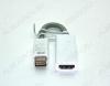 Переходник (2211) MINI DVI штекер/HDMI гнездо