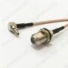 Адаптер антенный F гн/CRC-9 шт для USB 3G модемов Huawei E3276 (М150-1), E352, E353, Е355, Е3131, Е367, E156, E160G, E160, E169, E169G, K3520, K3806, E176G и др.