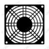 Решетка для вентилятора 92*92 FPG-09 пластик