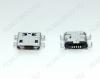 Разъем (3893) MICRO USB 5pin гнездо на плату (PU10)
